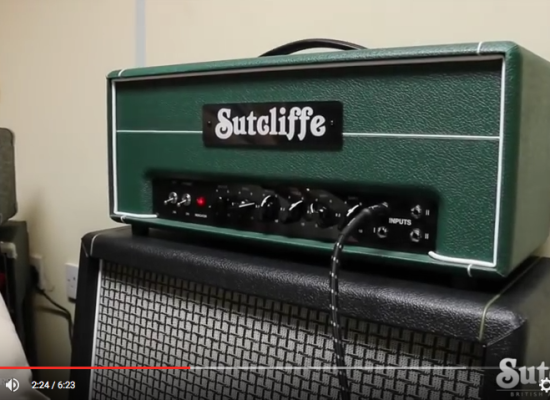 Sutcliffe Plexi video