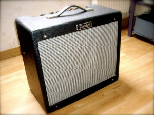 Fender Blues Junior Modification